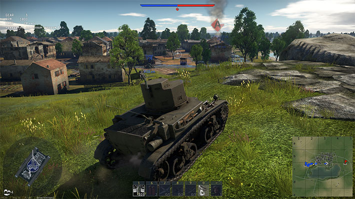 war thunder fps включить