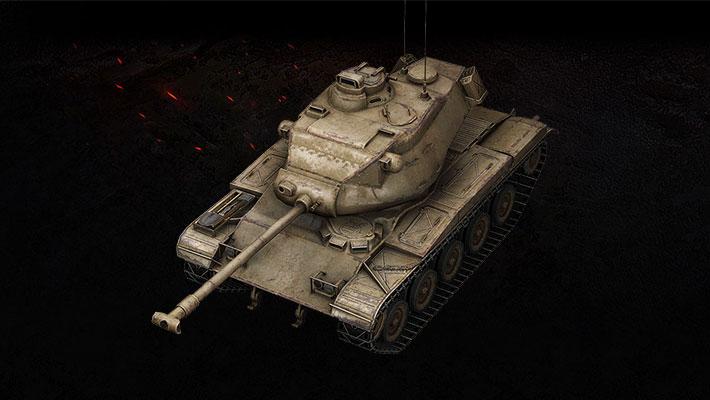 T49 (8 ранг, США)