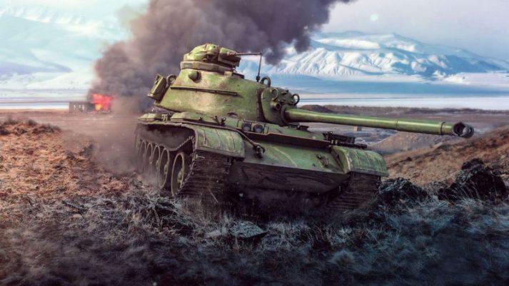 59-Patton, арт