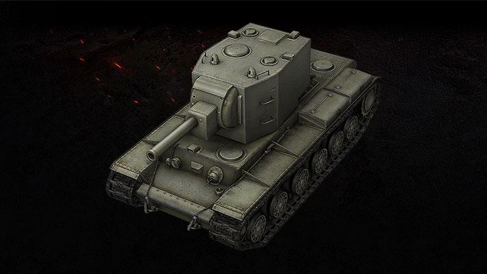 КВ-2 (6 ранг, СССР)