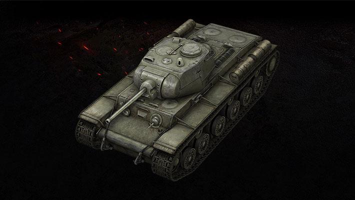 КВ-1С (6 ранг, СССР)