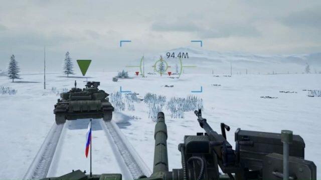 Tank of War-VR – танковый MMO экшен с поддержкой VR-шлемов