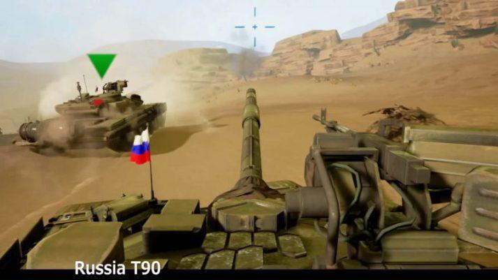 Tank of War-VR
