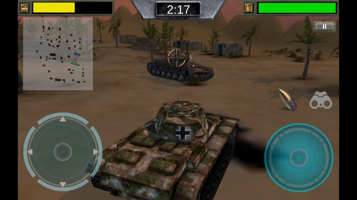 War World Tank 2