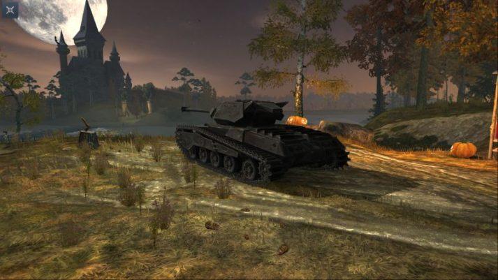 Тяжелый танк Ликан