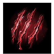 Способность Кровавый след