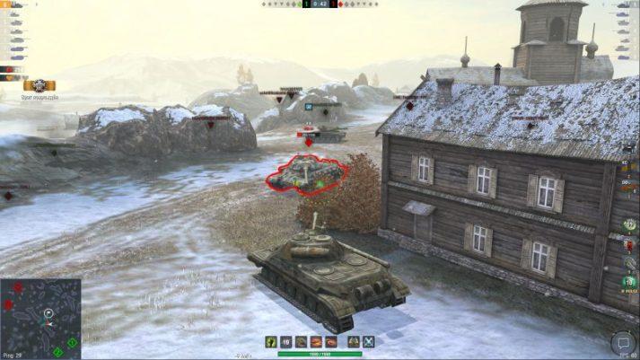 С Танатозом тяжелому танку не страшен никто