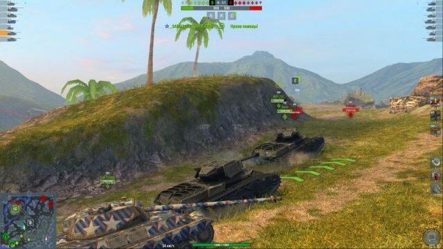 Ликан – «имбовый» танк для нагиба рандома в WOT Blitz