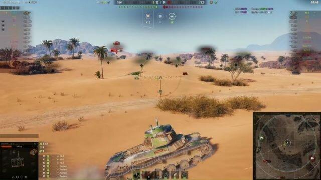T-50-2 — годный «светляк» WOT для активной разведки