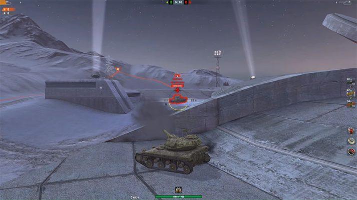 Запуск управляемых ракет