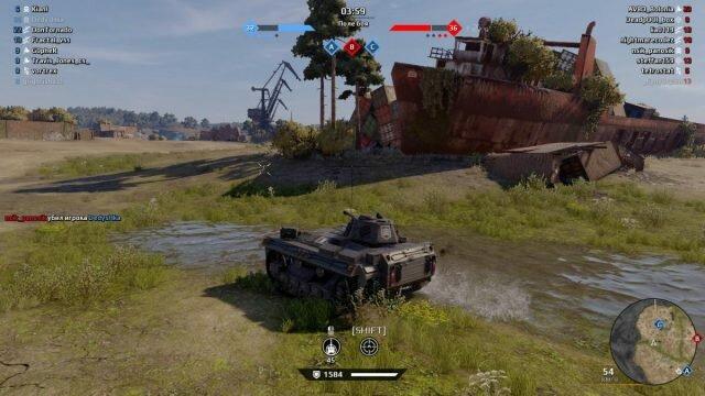 Танковое событие «Весенний Замес» возвращается в Crossout — Потасовка «Поле Боя» с сочными наградами