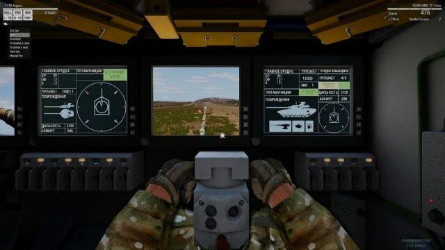 Arma 3 – большая военная песочница с танками, боевым транспортом и авиацией