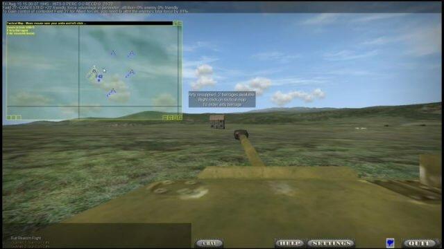 M4 Tank Brigade – тактический симулятор танковых сражений с олдскульной графикой