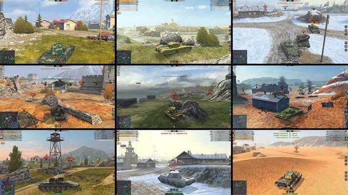 Лучшие танки в WOT Blitz