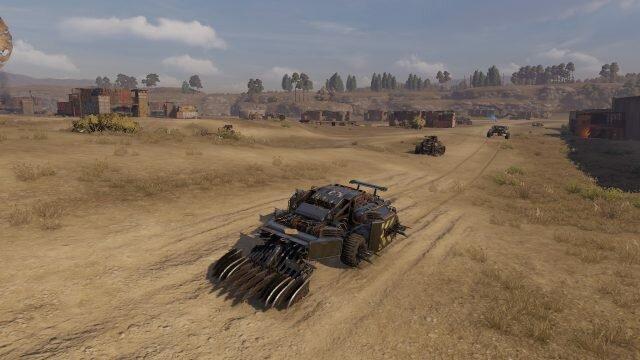 Doomsday Cars в Crossout – Обзор обновления: легендарные кабины и новый сезон боевого пропуска