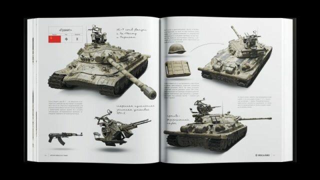 Wargaming выпустит артбук World of Tanks