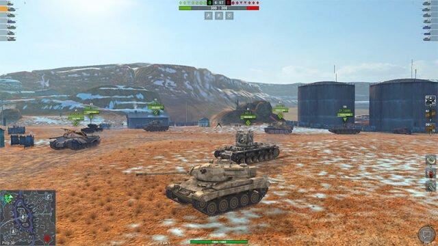 Обновление WOT Blitz 7.4 – Индикатор повреждения модулей, клановые боевые задачи и новые аватары